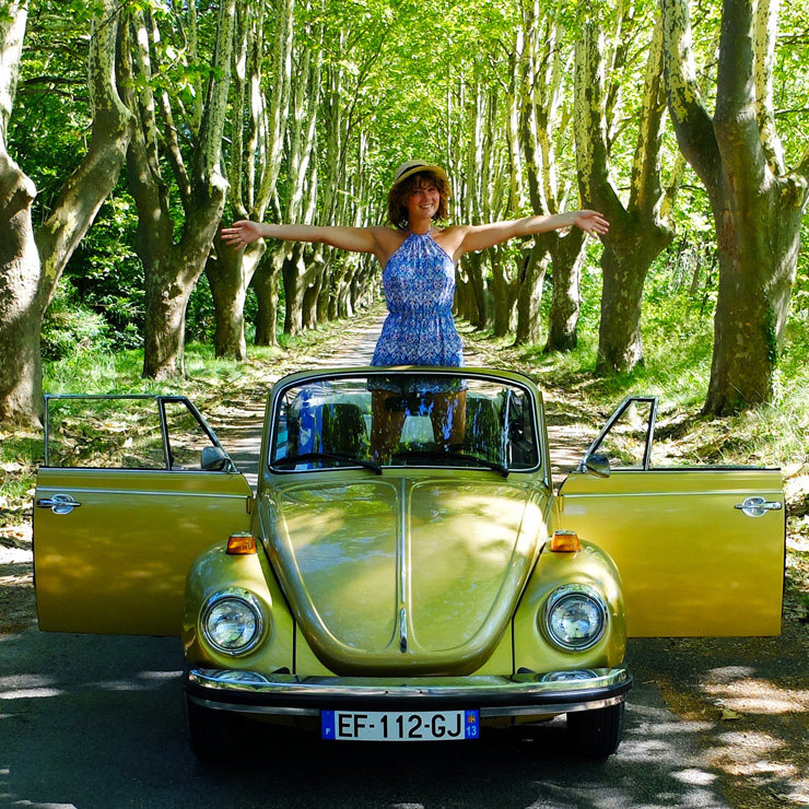 rent convertible provence