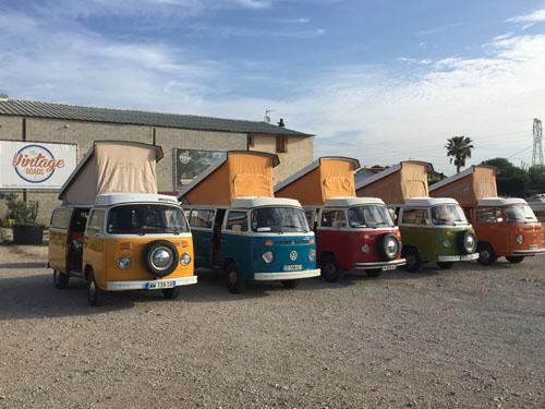 camper huren Zuid-Frankrijk