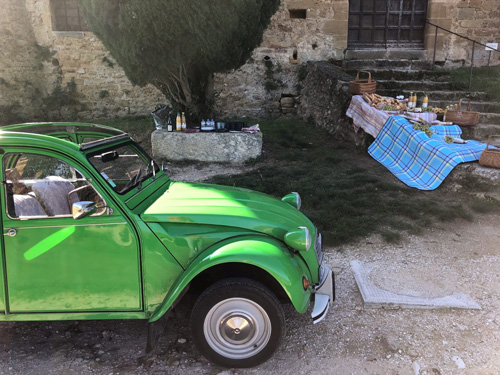 location 2cv luberon