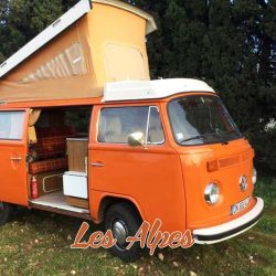 location camping car alpes