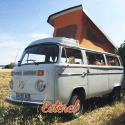location camping car esterel