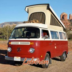 location camping car luberon