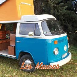 location camping car maures