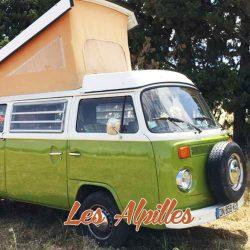 location camping car alpilles