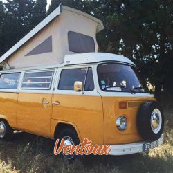 location camping car ventoux