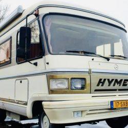 hymer S555