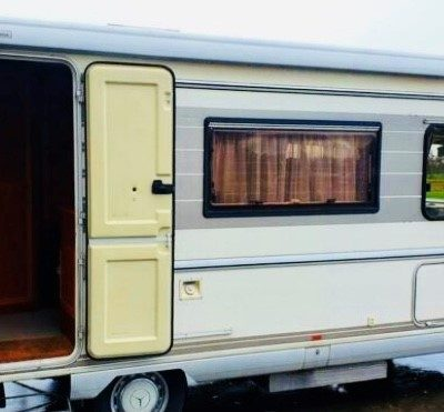 louer camping car vintage